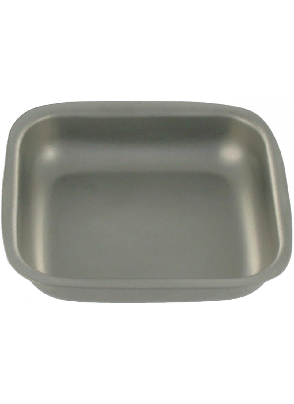 Bandeja cuadrada para hueso LENGTH:2.5IN (6.5CM) WIDTH:2.3IN (5.8CM) DEPTH:0.4IN (1.3CM) Dental USA