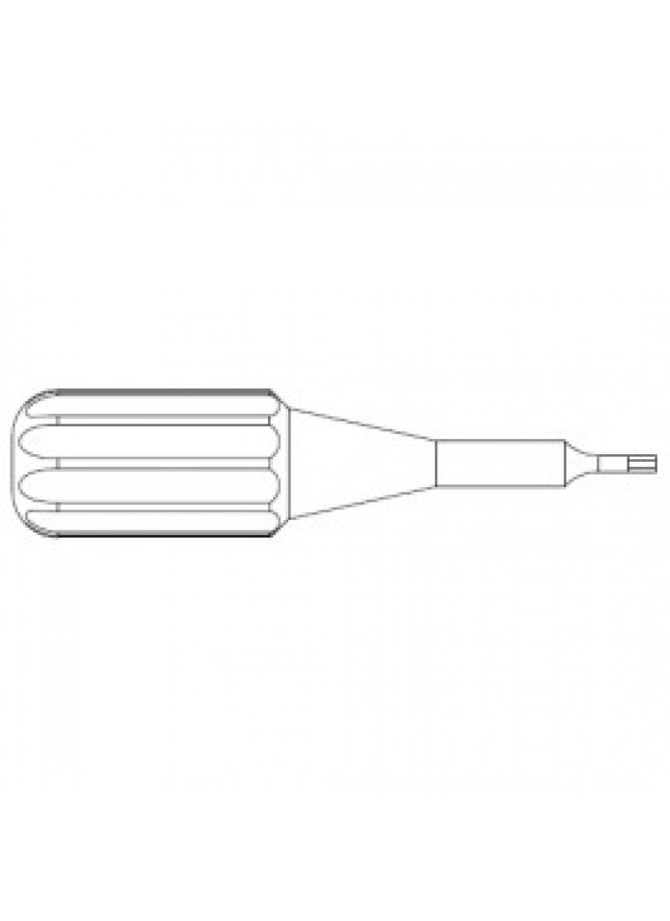Master-Pin-Control screwdriver for pins ref. MP11