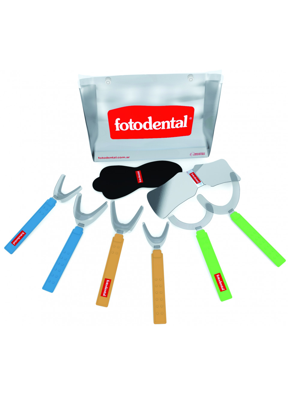 fotodental kit, natural colour