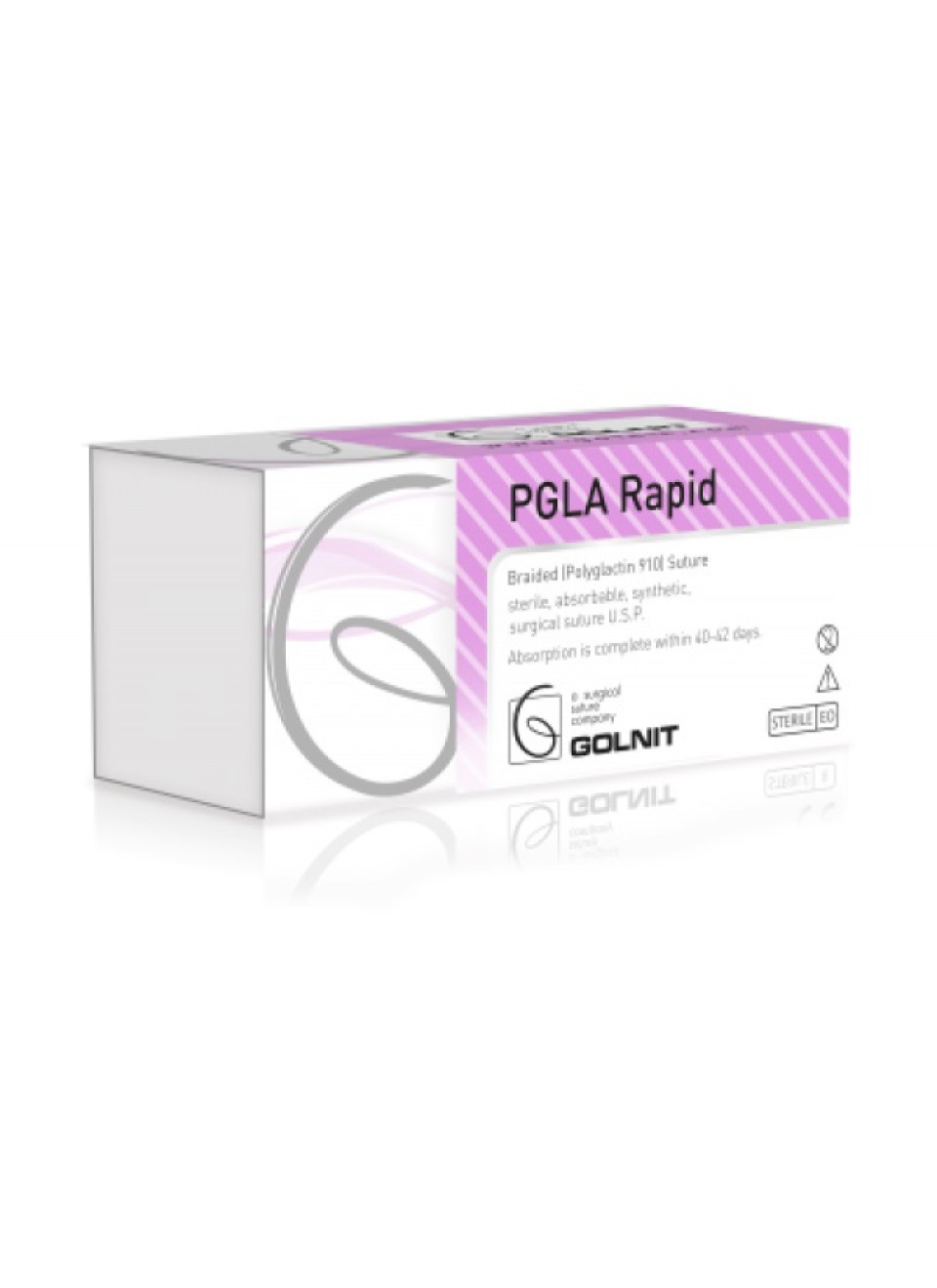 Golnit PGLA Rapid absorbable suture